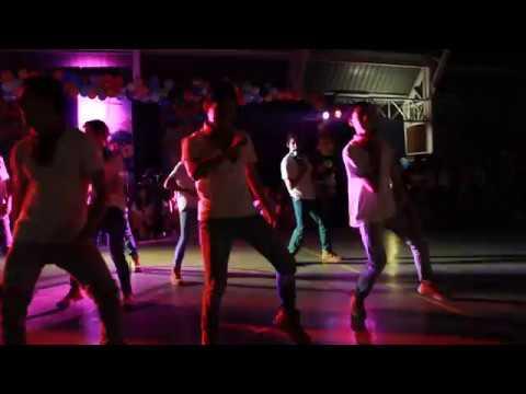 Baile alianza azul - 4 3