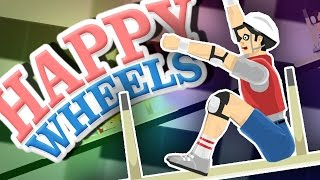 УЧИТЕЛЬ ПСИХ?!! НЕВОЗМОЖНО!!! НА 99,9% - Happy Wheels 34