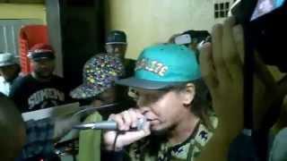 Rap Móvel na Penha, Zona Leste, São Paulo.