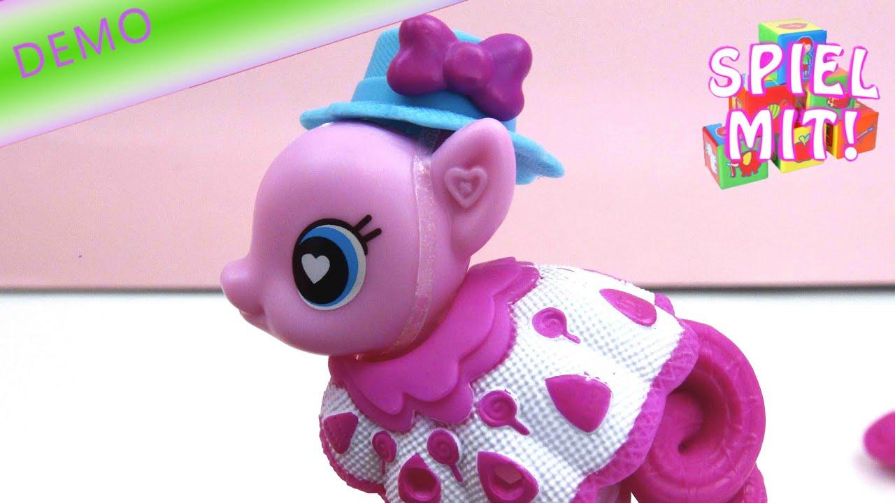 My Little Pony Pop Pinky Pie Style Kit Spielzeug aus dem Nerd Block ...