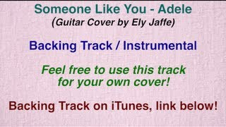 """Someone Like You"" - Adele - Instrumental Backing Track (by Ely Jaffe) on iTunes"