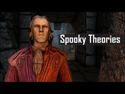 Skyrim: 5 Spooky Theories Crazy Enough to be True - The Elder Scrolls 5 Lore (Part 5) thumbnail