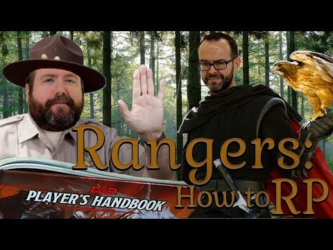 Rangers: How to RP in 5e Dungeons & Dragons - Web DM