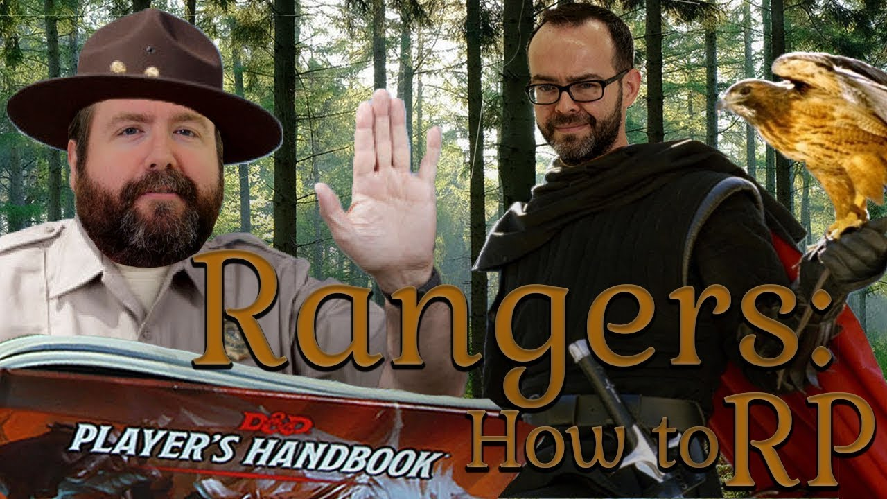 Video Rangers: How to RP in 5e Dungeons & Dragons - Web DM