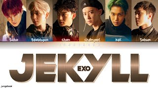 Download lagu EXO (엑소)- Jekyll (지킬) [Han|Rom|Eng|가사 Color Coded Lyrics]