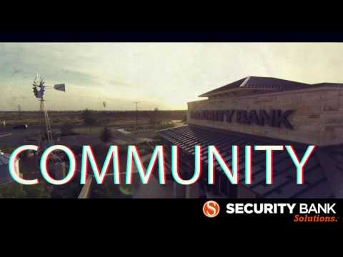 We Are One   Security Bank and the Odessa Bronchos