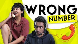 WRONG NUMBER | MostlySane