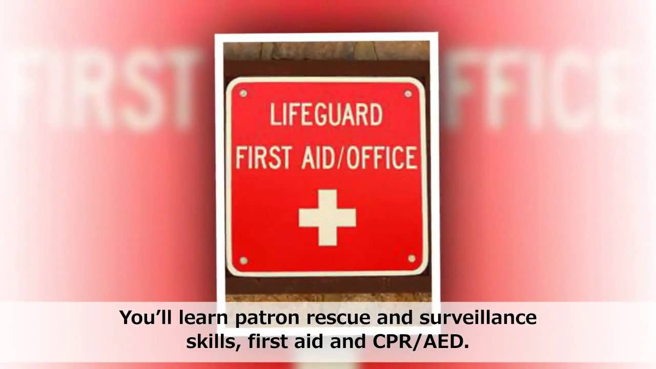 Best Lifeguard Certification Courses Long Island Youtube