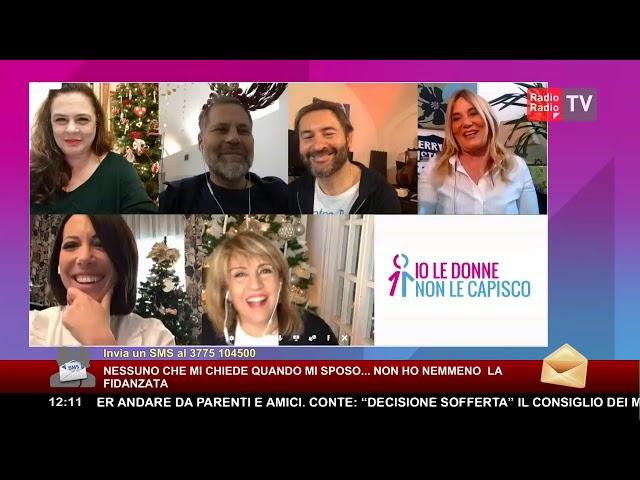 Gli auguri di Buon Natale da parte degli amici di sempre della trasmissione parte 1