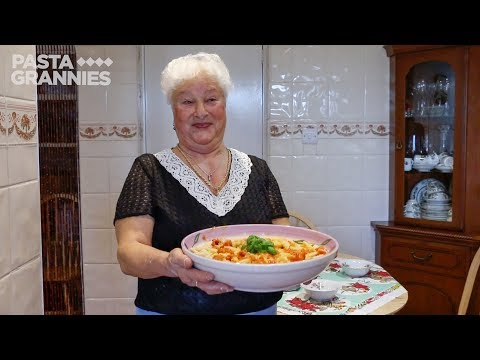 Pasta Grannies Discover Spicy Gnocchi from Calabria