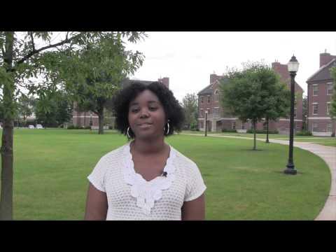 Alexandria Muldrew - Coe College Student