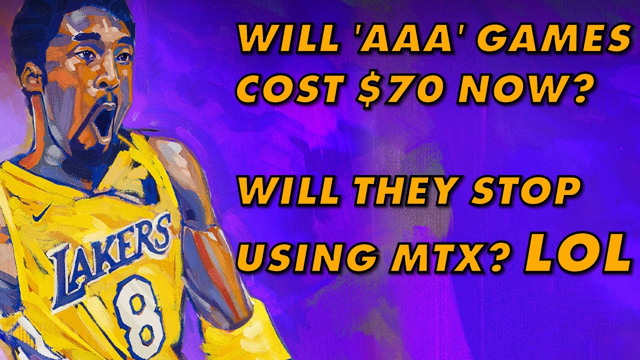 "NBA 2K21 Is $69.99 On Next-Gen Consoles While 2K Spews Vague Nonsense About ""Value"""