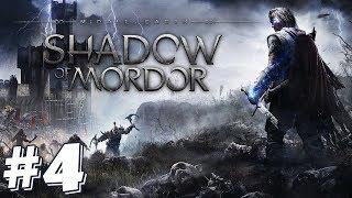 ЗАПИСЬ СТРИМА ► Middle-earth: Shadow of Mordor #4