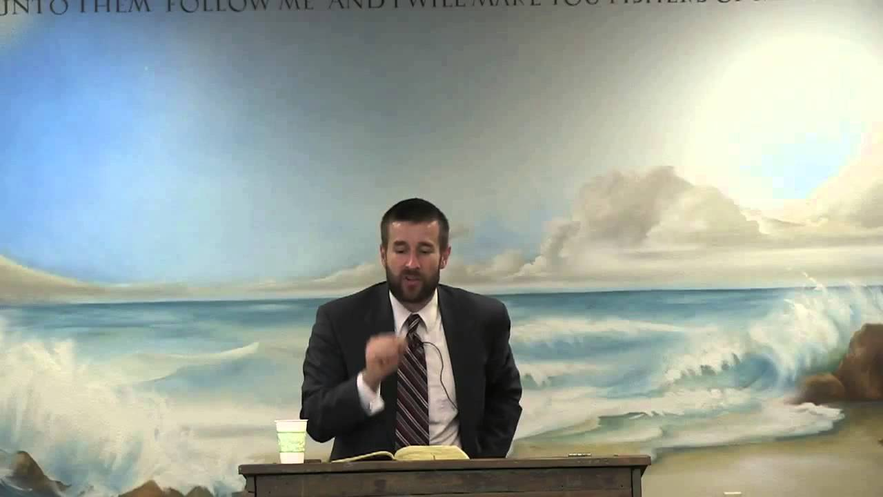 The True Meaning Of James 2 - ''Faith Without Works Is Dead'' - Baptist Sermon E