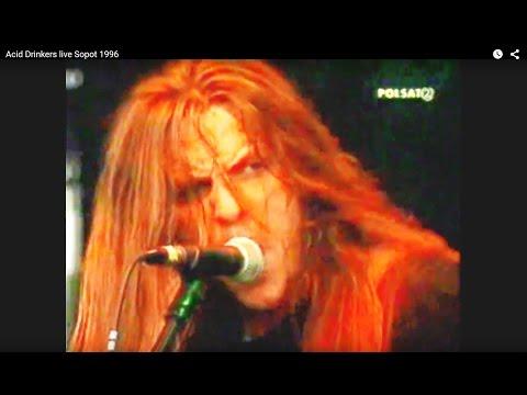 Acid Drinkers live Sopot 1996