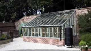 Lean-to Greenhouse For A Listed Building In Bury St Edmunds