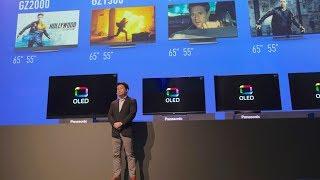 Panasonic TVs 2019 mit Dolby Vision und Atmos: GZW2004, GZW1004, GZW954, GXW904, GXW804