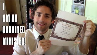 Am Ordained Minister
