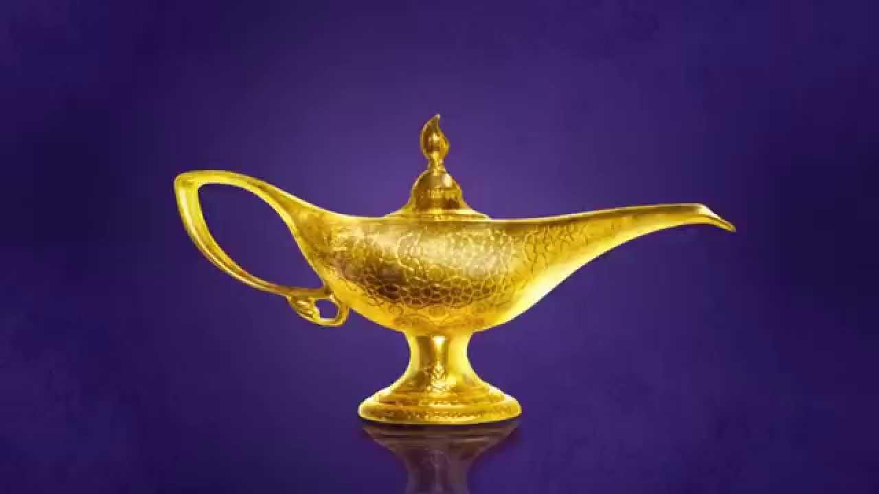 Aladdin Theatrecrafts