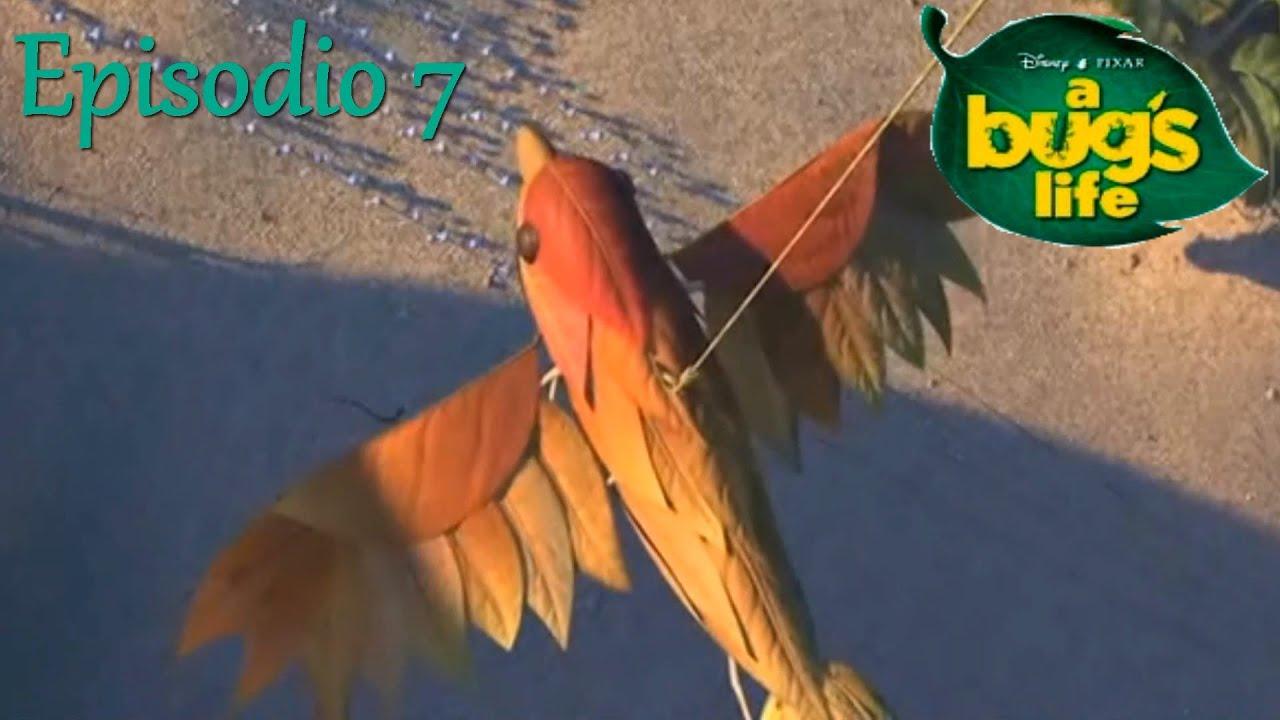 Bichos una aventura en miniatura episodio 7 for Bichos en el colchon