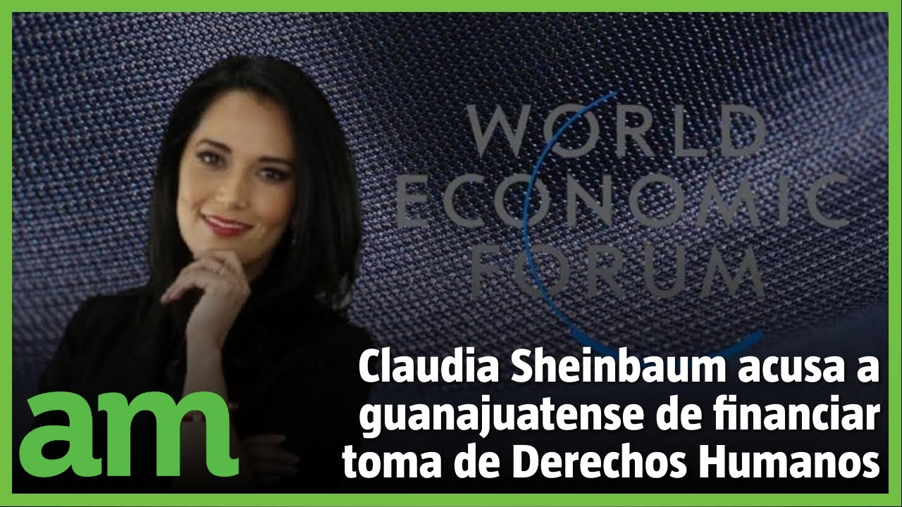 En CDMX ACUSAN a activista GUANAJUATENSE de financiar toma de la CNDH
