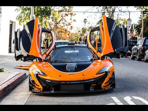 The Delivery – The baddest STREET LEGAL McLaren P1 GTR