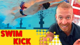 Is Your Triathlon Swim Kick a Best Friend or Worst Enemy?