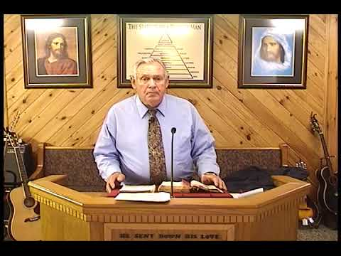 17-1029am - One God Series Pt.25 (Free Moral Agency) - Samuel Dale