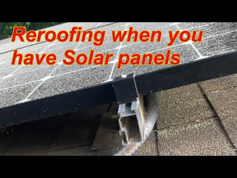 The truth about solar on shingle reroof pt1