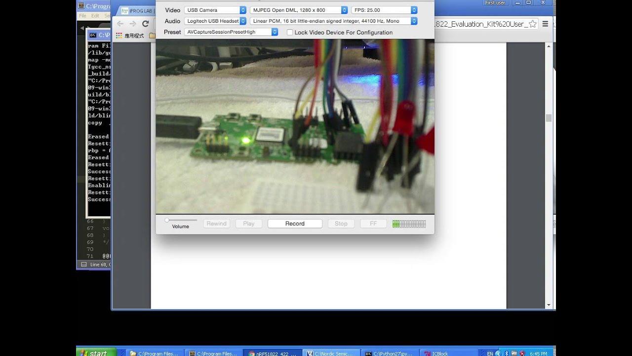 Nordic nRF51822 PCA10001 – iFROG LAB