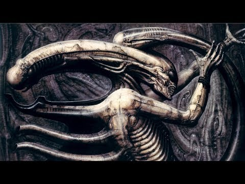 HR Giger Alien Visions V2 HD