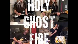 Larkin Poe | Holy Ghost Fire (Lockdown Sessions)