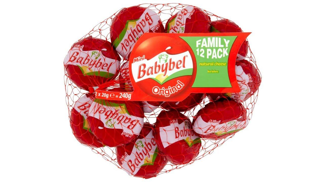 Babybel Cheese Youtube