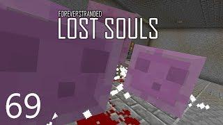 Forever Stranded Lost Souls - STONEWORK GLASS [E69] (Modded Minecraft)