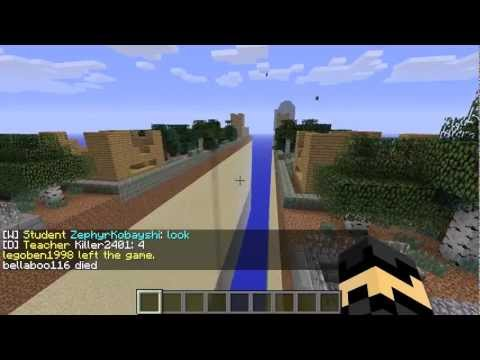 Minecraft - RMCT RFW 101 Open House Event - Master Class 2 - Tactics