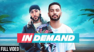 Manni Sandhu | Navaan Sandhu - In Demand (Official Video) | Latest Punjabi Songs 2018