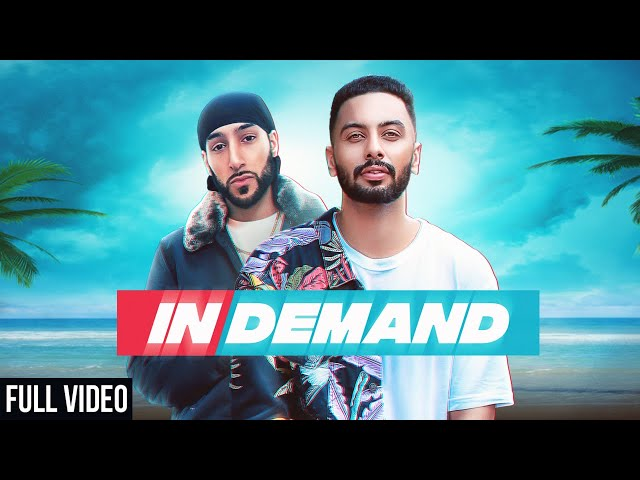 Manni Sandhu | Navaan Sandhu - In Demand (Official Video) | Latest Punjabi Songs 2018