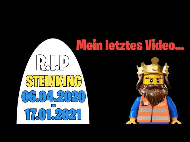 Mein letztes Video...
