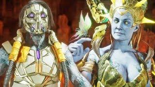 """Brutality """"Não Há para Onde Correr"""" do Kabal no Mortal Kombat 11"""