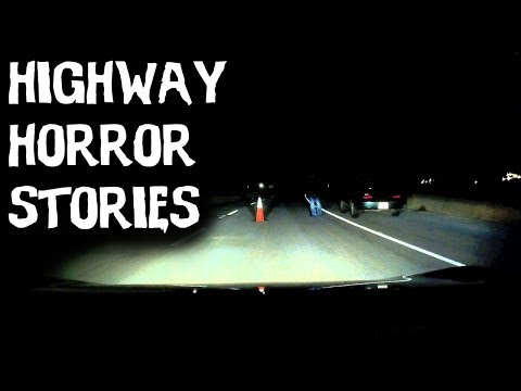 10 Terrifying TRUE Highway Horror Stories From Reddit (Scary Stories)