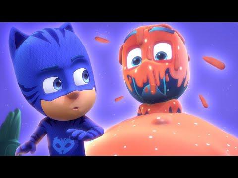 PJ Masks Full Episodes The BIG Splat Special 1 HOUR 30   HD 4K   Superhero Cartoons for Kids