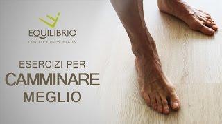 Esercizi per rinforzare i piedi | Equilibrio Pilates