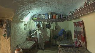 Пакистан: жизнь в пещерах-землянках (новости)