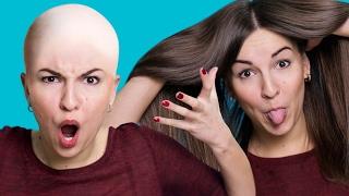 видео Уход за длинными волосами