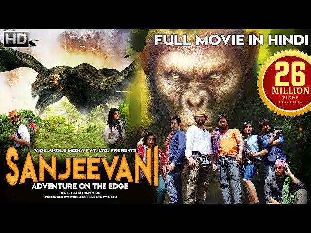 SANJEEVANI - Adventure On The Edge (2019) | New Released Full Hindi Dubbed Movie | South Movie 2019