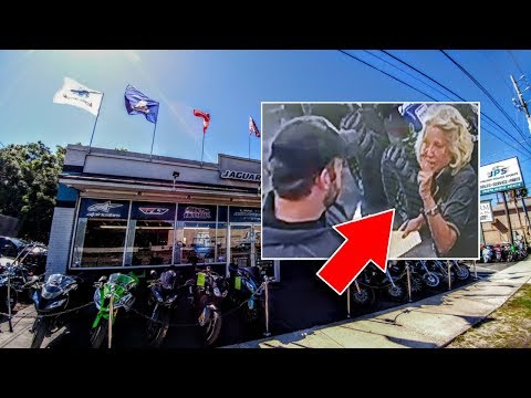 Jacksonville Veteran Insulted By City Inspector Over Military Flags On Top Of Store (REACTION)