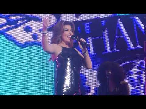Shania Twain - Lifes About To Get Good - Live At Birmingham Arena - Monday 24th September 2018