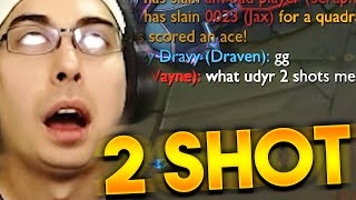 NO BETTER FEELING THAN 2 SHOTTING A VAYNE @Trick2G