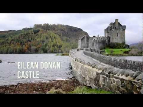 A short trip around Scotland