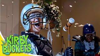 Кирби Бакетс - Серия 12 - Спорная комната   подростковый сериал Disney